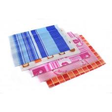 OMAK® Banyo Kaymaz Yolluk 65 x 200 cm  (Desen ve Renk: Asorti)